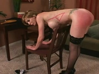 All girls in spain being spanked...