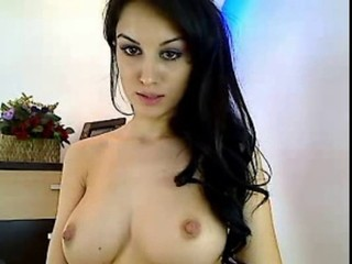 Amazing Brunette Cute Natural Solo Teen Turkish Webcam