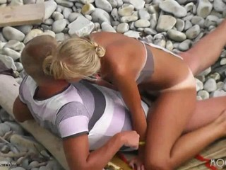 Amateur Beach Girlfriend Outdoor