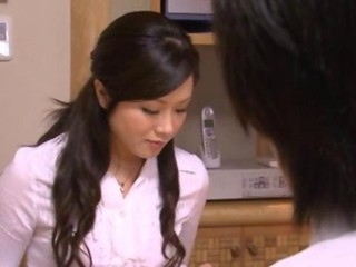 Japanese teen and extreme fingering
