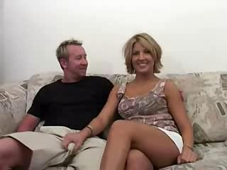 Horny Hot Mom Fucks Neighbors Son For Extra Cash