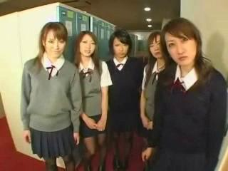 Asian School Teen Uniform