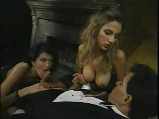 Blowjob European Italian Natural Teen Threesome Vintage