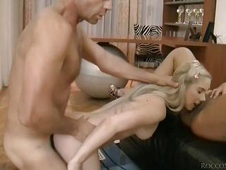 Barely Legal Teen Sweet Blonde H...