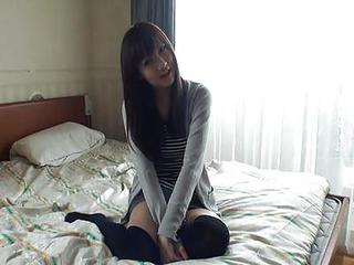 Japanese Teen Girl Mayu Gets Cre...
