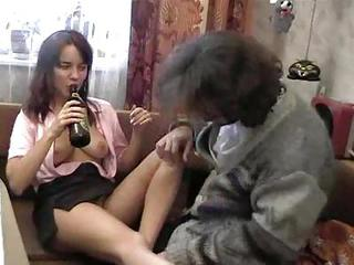 Amateur Drunk Homemade  Teen