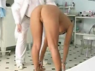Ass Doctor Old and Young Teen
