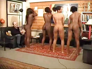 Amateur Ass Dancing Ebony Interracial Teen
