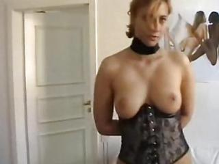 Anal Corset European Fetish German Slave