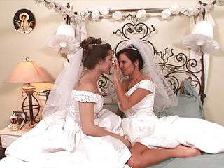 Hot Brides Dani Daniels And Vero...