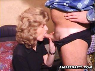 Mature Amateur Wife's Homemade V...