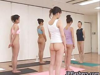 Asian Ass Japanese Sport Teen