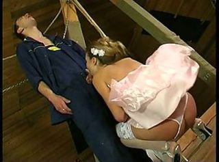 Anal Ass Blowjob Bride Stockings Teen