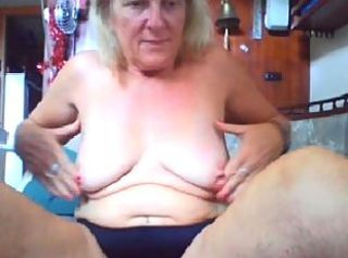 Old Aussie Cougar rubs pussy and uses shampoo bottle _: amateur matures webcams