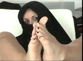 Arab husband indulges