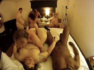 BBW Cumming Party _: bbw blowjobs funny group swingers