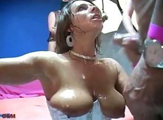 Spermastudio - Sexy Susi gets lots of cum P2 _: bukkake cumshots gangbang