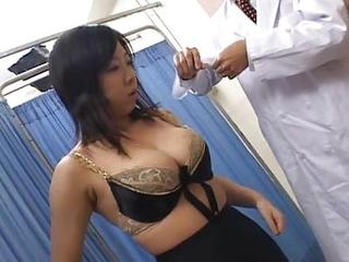 Asian Girls Getting A Perverted...