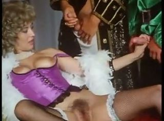 Corset Fantasy Gangbang Hairy Handjob  Stockings Vintage