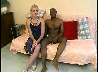 Amateur Anal European French Interracial