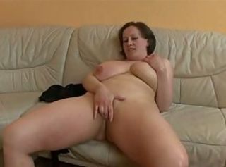 MONSTER Confidential GERMAN BBW MATURE GETS FUCKED & SPRAYED -B$R