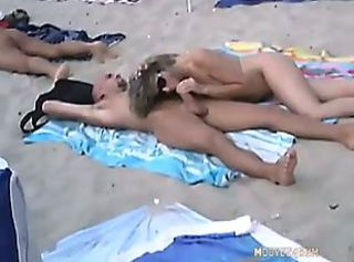 Cap D Agde Volume 4 Part 1 - French Clumsy Couples having Sexual intercourse on the Beach