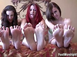 Giving You The Best Handjob and FootJob Ever