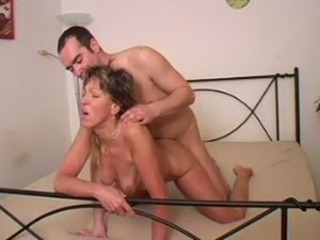 Doggystyle Hardcore Mature Mom