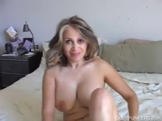 Big Tits Latina Mature