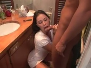 Kandi Milan, First time anal