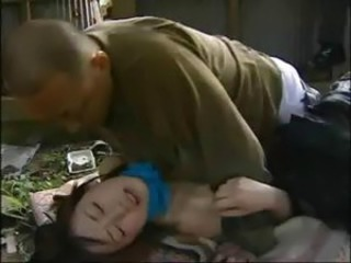 Asian Daddy Forced Hardcore Japanese Teen