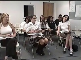 Girls spanked by her teacher 2