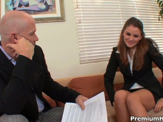 Allie Haze Anal Interview