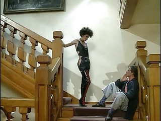 Skinny German Slut Gets Her Sexy Asshole Reamed