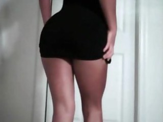 Ass Dancing Latina Legs Teen