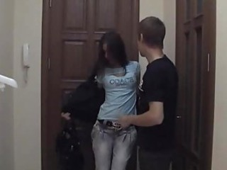 Amateur Video Of A Hot teen Named Lada Getting Fucked