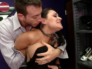 Big Dick Hardcore Fucking For Charley Chase and her Big Natural Tits