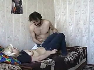 Russian Dad & Daugther