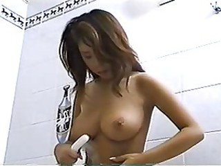 Asian Cute Japanese Natural Showers Teen