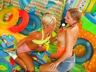 Young sexy pussy loving babes