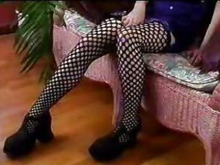 Fishnet Legs Stockings Teen