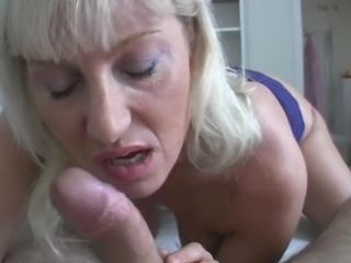 Blowjob Mature Pov Spanish