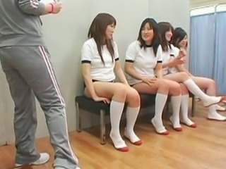 Asian Cute Japanese Orgy Student Teen