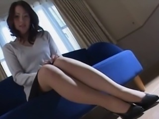 Asian Babe Japanese Pantyhose