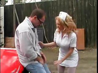 Big Tits Blonde Hardcore  Nurse Outdoor Pornstar Uniform