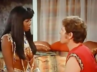 Negreta Interracial  Vintage