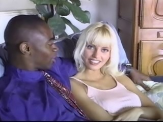 Sean Michaels and Anita Blonde