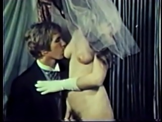 Bride Hairy  Nipples Vintage