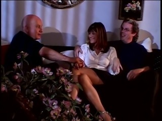 Legs  Threesome Wife
