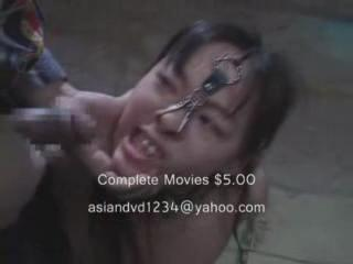 Asian Teen Captured Taken To A Island And Forced To Be A Sex Slave